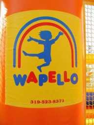 the Wapello label